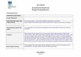 Plan Proposal Template Under Fontanacountryinn Com