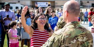 These policies are usually offered in group plans, such as through an employer, but can also be purchased privately. 15 Military Spouses Who Have Made A Difference