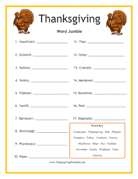 Free Thanksgiving Templates For Word Thanksgiving Printables