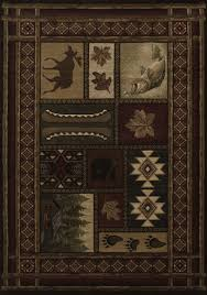 united weavers contours 510 27559 rustic area rugs by rugs done right