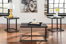 product photo airdon coffee end tables