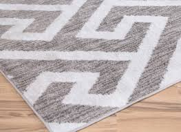 gray and white area rugs artistic weavers transit piper