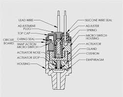 push button switch types and circuit diagram pressure switch circuit diagram
