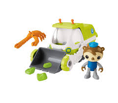 Disney Octonauts Gup-Y And Shellington