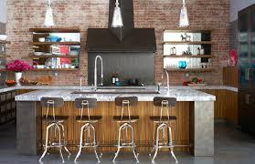 Exposed Brick Kitchen Impressive Exposed Brick Kitchen 93 Exposed Brick Kitchen Images