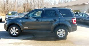 2008 ford escape tire size 2008 ford escape limited 4dr suv in brookland ar knobel auto sales llc