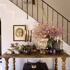 foyer table decorating ideas tables