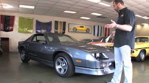 1988 Chevrolet Camaro IROC-Z for sale with test drive, driving ...