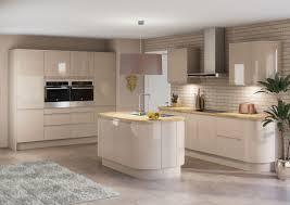 Contemporary Kitchen Units Luna Cashmere Kitchen Ideas Pinterest Ceramics Kitchens And