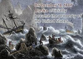 Image result for 1867, Alaska