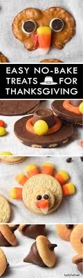 Easy No-Bake Pilgrim Cookie Hats