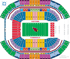 20 Images Arizona Cardinals Stadium Seating Chart