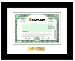 microsoft stock buy microsoft stock gift in 2 minutes 1 in single shares of stock