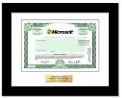 microsoft stock buy microsoft stock gift in 2 minutes 1 in single shares of stock