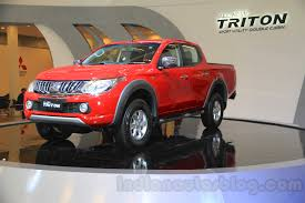 new car release in south africaNew Mitsubishi Triton launching in South Africa in mid2016