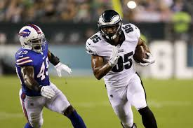2017 Philadelphia Eagles Depth Chart The Names Ahead Of Billy Brown On The Eagles Depth Chart