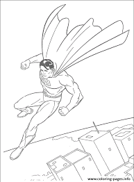 Displaying 133 superman printable coloring pages for kids and teachers to color online or download. The Superman Flying In The Sky Free Coloring Page07a8 Coloring Pages Printable