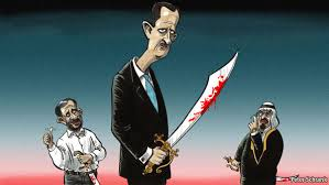 النظام السوري و'الممانع المعاصر': لا افتضاح لمفتضَح!