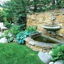 diy water wall backyard water fountain ideas inspiring garden fountains garden outdoor water wall fountains build