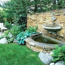 diy water wall backyard water fountain ideas inspiring garden fountains garden outdoor water wall fountains build