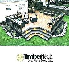 Small Deck Designs Backyard Beauteous Backyard Deck Ideas Small Patio Decks Plans Wood Alpmediaco