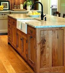 unfinished wood kitchen island reclaimed wood kitchen island wood kitchen islands s reclaimed wood kitchen island
