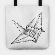 Paper Crane Size Chart Origami Crane