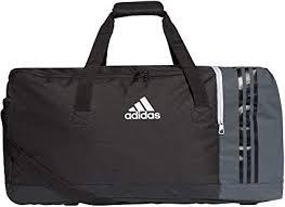 adidas Tiro <b>Team Holdall</b> Rucksack Duffel <b>Bag Large</b> Black ...