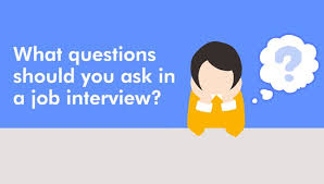What To Ask In An Interview Questions To Ask At The End Of An Interview Information
