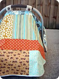 baby car seat blanket covers