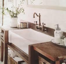 bathroom farm sink. Gorgeous Farm Style Bathroom Vanity With Sink Farmhouse Double Apron