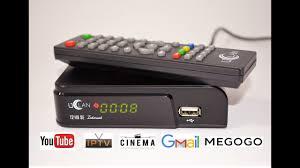 Сенсация 2018 г.! uClan T2 HD SE Internet - Т2 Тюнер с супер ...