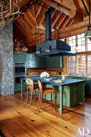 Cabin Kitchens 17 Best Ideas About Rustic Cabin Kitchens On Pinterest Log Cabin