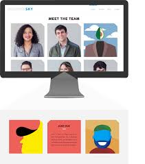 Website Design Grayson Grayson Sky Kathryn Lapann