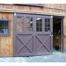 Diy Exterior Dutch Door Sliding Dutch Barn Doors Handsome For A Workshop Home Design