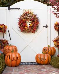 Autumn Blessings Decorative Pumpkins, Set of 2 Main