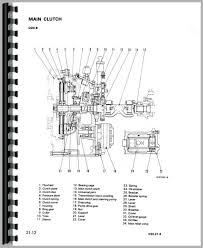 komatsu d21p 6a crawler service manual tractor manual tractor manual tractor manual