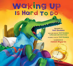 Wake Up Now Rank Chart Amazon Com Waking Up Is Hard To Do Book Cd