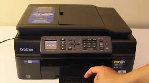Brother Mfc J475dw All In One Printer Scanner Copier Fax Youtube