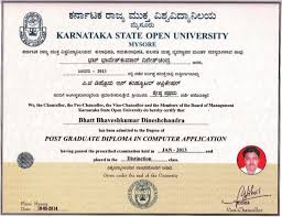 Ksou Sample Degree Engineering Degree Certificate Sample
