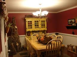 country dining rooms. Red Dining Room With Country Charm!, This Is Our That Was Rooms