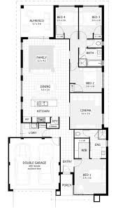 8 Metre Wide House Designs Home Designs With Alfresco Area Celebration Homes