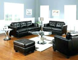 brown leather sofa with grey rug studio 2 piece dark sectional pertaining to chocolate living room