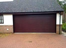 neutral 10 x 7 garage door with windows