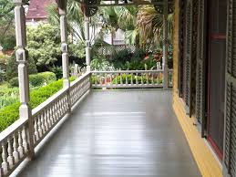 nice tongue and groove porch flooring