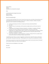 7 How To Write An Appeal Letter For College Admission Bussines