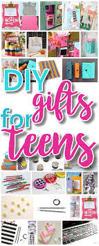 the best diy gifts for teens tweens and best friends easy unique and