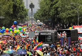 Here I Feel Free Mexico City Celebrates Role As Haven For Lgbtq