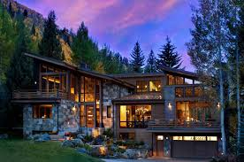 stunning luxury mountain home plans 15 colorado house classic super designs