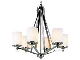 brushed nickel chandelier canopy